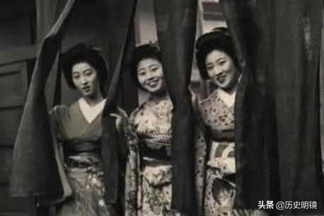 二战日本慰安妇被美国人蹂躏的真实照片,每天排队接待几十个士兵
