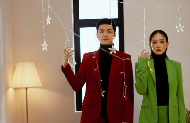 《遇见璀璨的你》即将来袭,陈乔恩搭档金瀚,看剧照都等不及了!