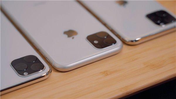 最新消息:2019年三款新iPhone或都支持双卡双待,仅限中国市场