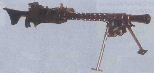 闲聊轻武器,比利时M3P机枪