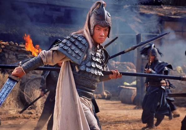 赵云战马超,场面让人热血沸腾,这才是战神啊_网易视频