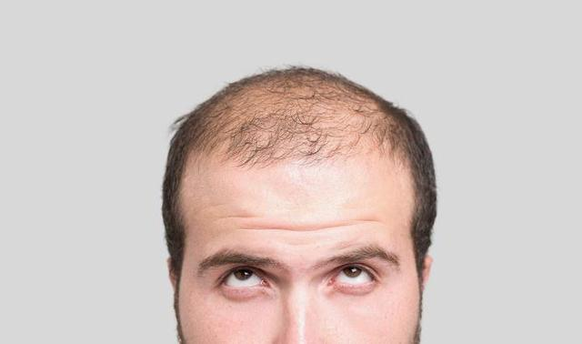 男生留长发发型图