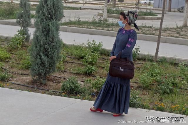 土库曼斯坦女人的朝拜圣地 帕拉乌比比清真寺-【维普... -维普网