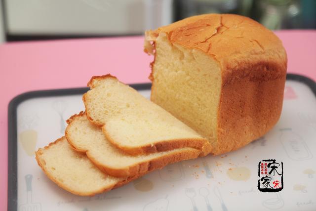 【步骤图】面包机面包的做法_面包机面包的做法步骤_菜谱_下厨房