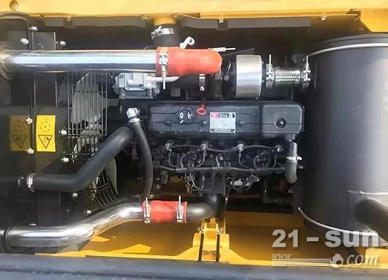 土方专家:山推SE135-9W液压挖掘机
