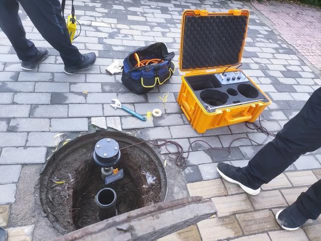 管畅科技燃气PE管道定位仪GPPL亮相压力管道监督检测规则宣讲会