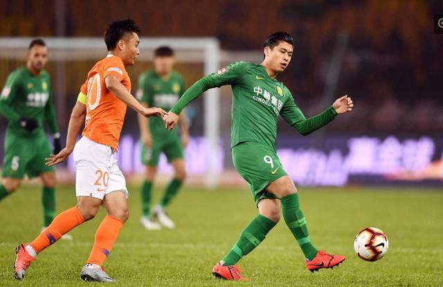 中超B8-1 18:00 北京中赫国安vs武汉卓尔,新征程再出发