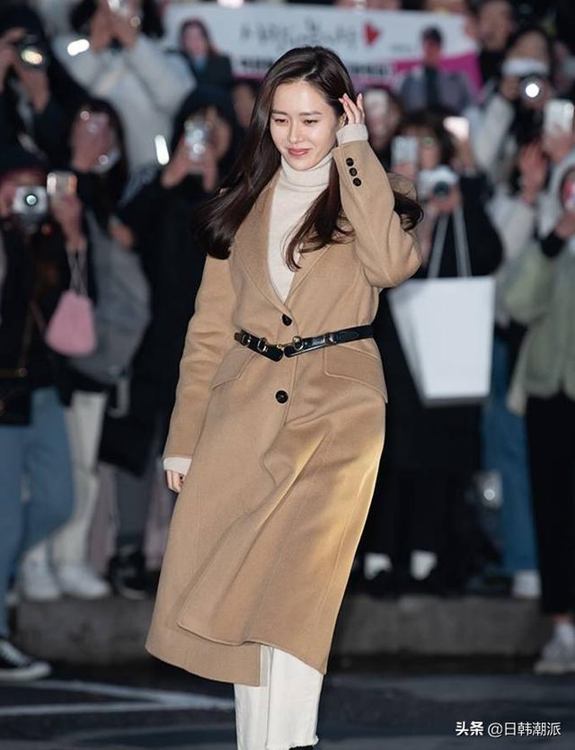 新款羊驼绒女大衣图片 - 京东