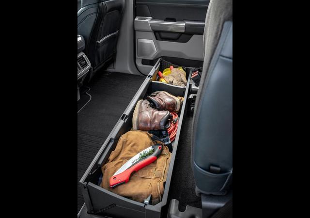 可怜的北美社畜专供 全新福特F-150官图解析
