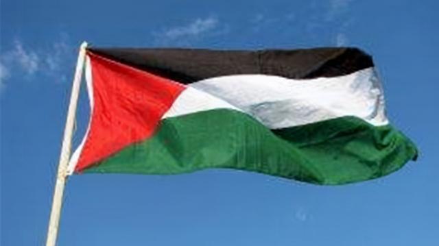 叙利亚和巴勒斯坦地图