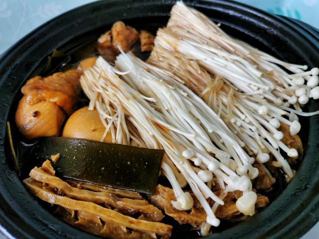 7月最馋这道菜,三天两头卤一锅,想吃啥就放啥,简单省事儿