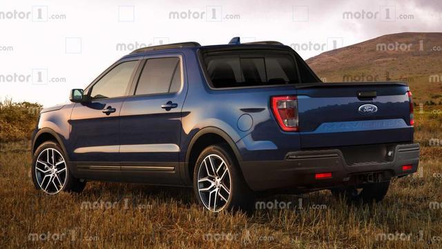 """福特将推出全新一体式轻型卡车 """"小牛""""将成为美国最便宜的皮卡"""