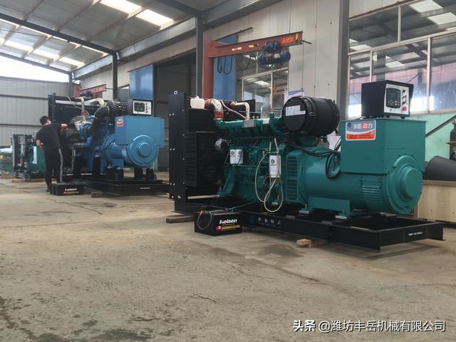 用康明斯250kw发电机每小时200度电,要用多少升柴油?_汽配人问答