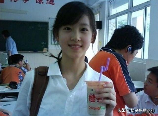 清纯奶茶妹妹生活照曝光_新浪图片