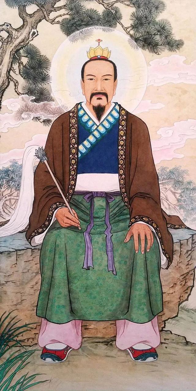 你知道中国的道教的四大名山分别供奉的是哪位神仙吗?