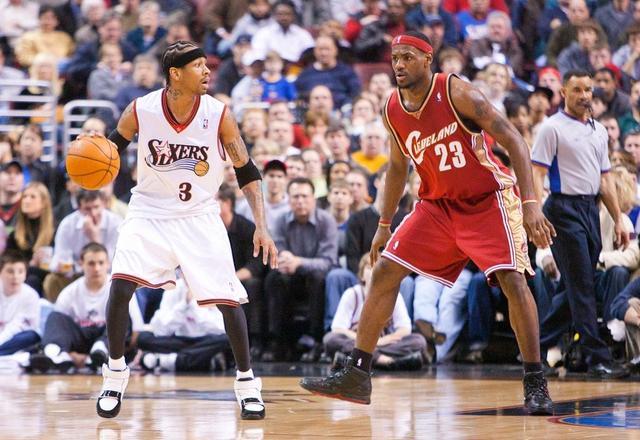巔峰Iverson究竟有多強?看看交易時,各大球隊給出的報價就明白!-黑特籃球-NBA新聞影音圖片分享社區