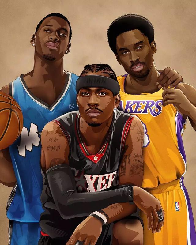 75 [PS设计]NBA篮球运动宣传海报