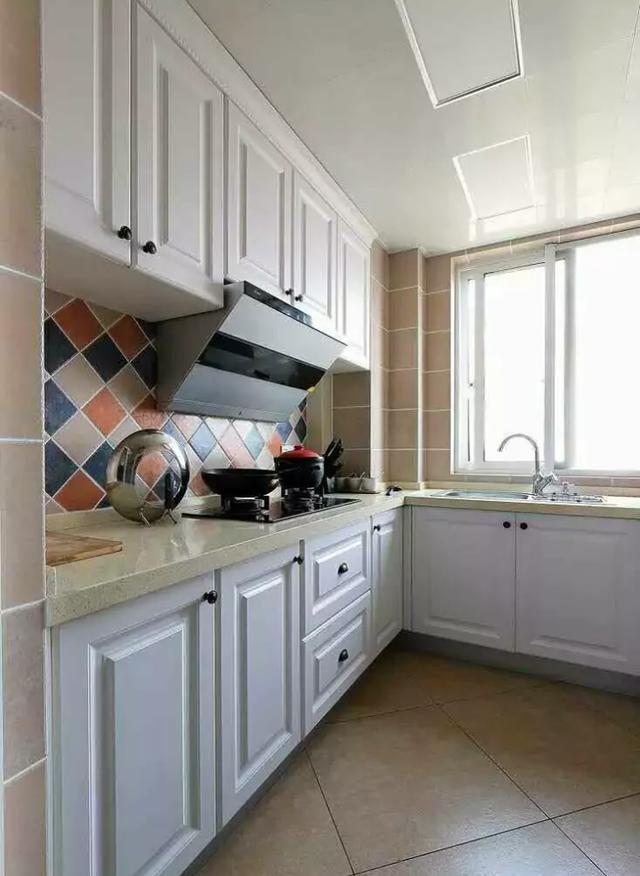 小户厨房装修效果图
