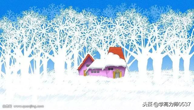 形容冬天的诗句_童鞋会