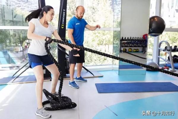 姚晨堅持運動健身多年,告訴你只要養成運動習慣,就沒什麼不可以