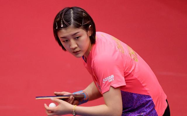 孙颖莎4-0石川佳纯,替陈梦出气,赛后表示不看丁宁与伊藤比赛 第1张