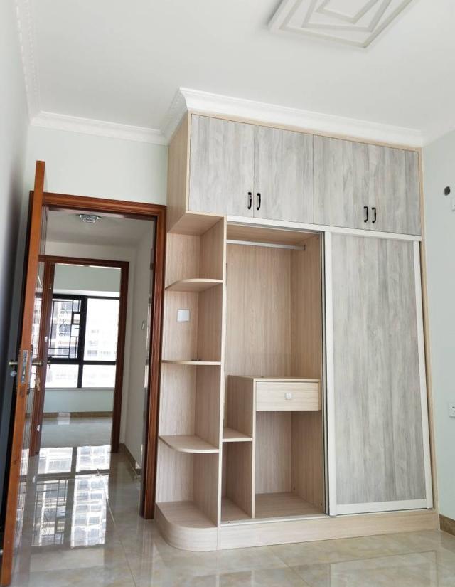 卧室衣柜设计效果图 衣柜图片精选_欧派