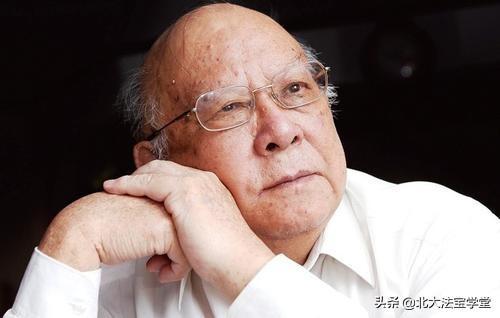中国法学泰斗江平:新中国民法的发展与佟柔先生