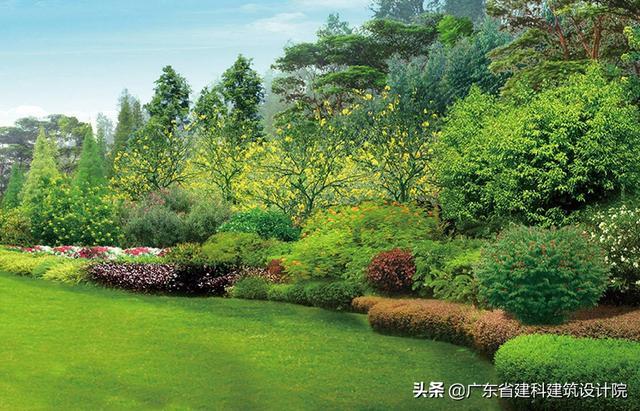 生态园林景观的作用及植物配置原则