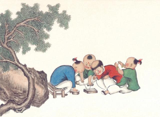 """古代皇室专用幼儿园——""""邸第"""",统治阶层的幼儿教育机构"""