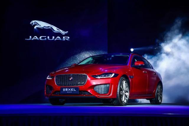 全新捷豹XEL入门车型不到30万元,豪华中型轿车市场不只有BBA 