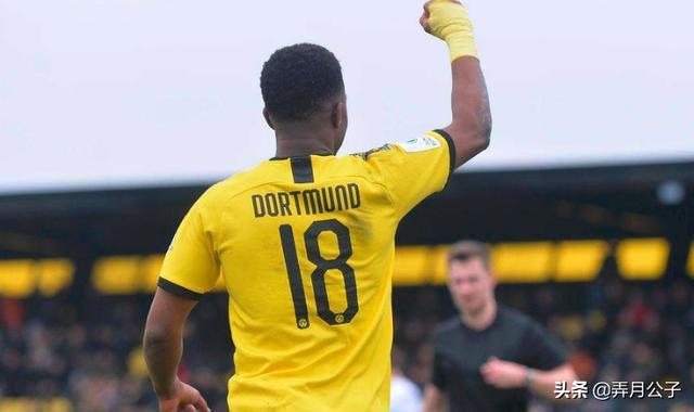 德国U19最顶级攻击手!13岁蜚声海外,16岁就要来踢德甲了