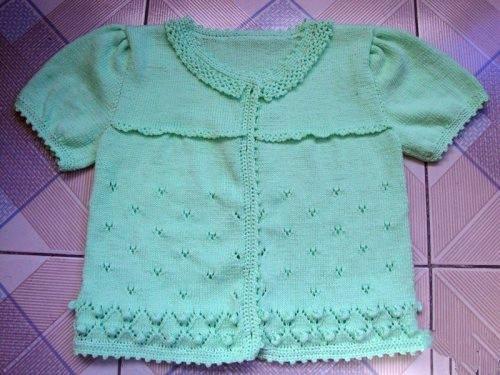 儿童开衫毛衣,简单漂亮,秋冬季节都能穿