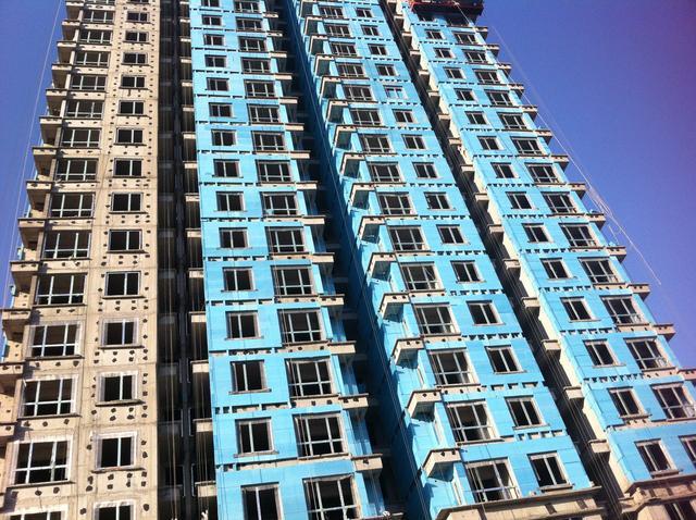 挤塑板在建筑行业的应用现状