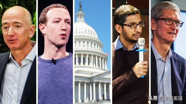 """历史罕见!美国四大著名CEO首次组队直播""""我为自己争辩!"""""""