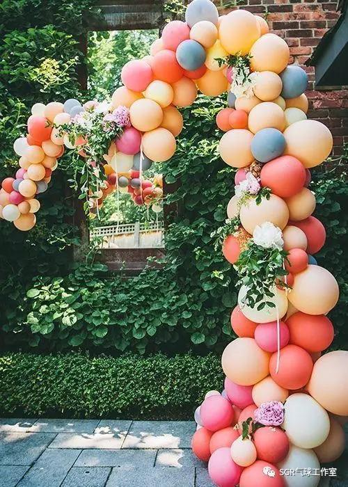生日会气球装饰布置【多图】_价格_图片- 天猫精选