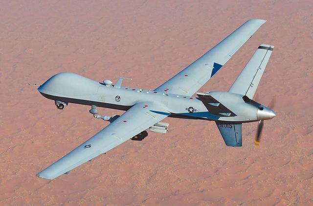 美国拟售台4架无人侦察机,外媒:华府与北京紧张局势恐再升级