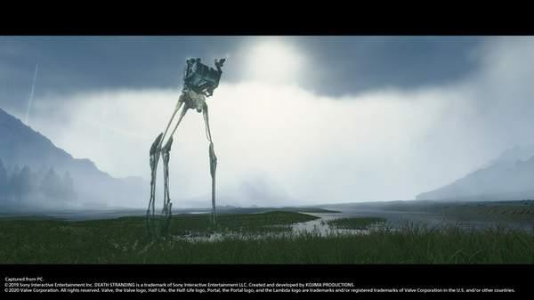 PC版《死亡搁浅》不提供Mod工具 无法与PS4跨平台联机