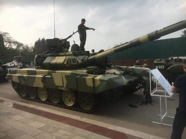 中国陆军主战装备图片