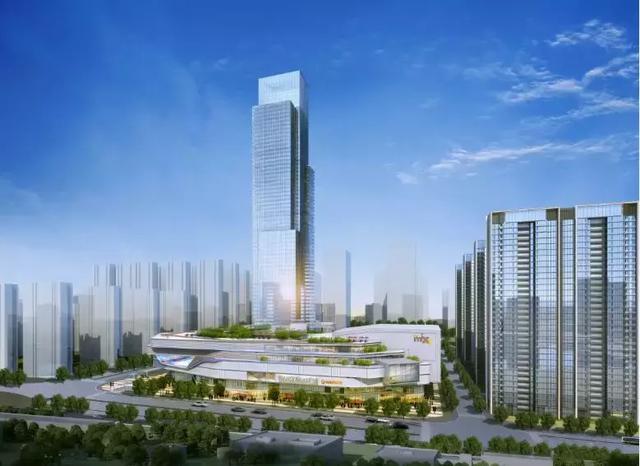 杭州第二座万象城定了 确定在城北良渚新城_联商网