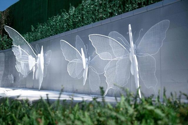 文化景墙设计
