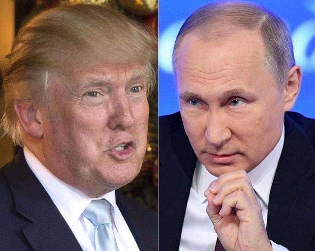 特朗普主动爆料丑闻!承认是自己亲自批示,彻底要和普京划清界限
