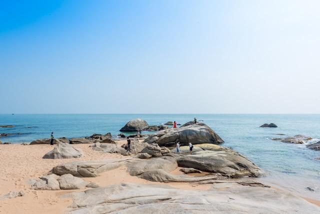 海南旅游景点大全图片
