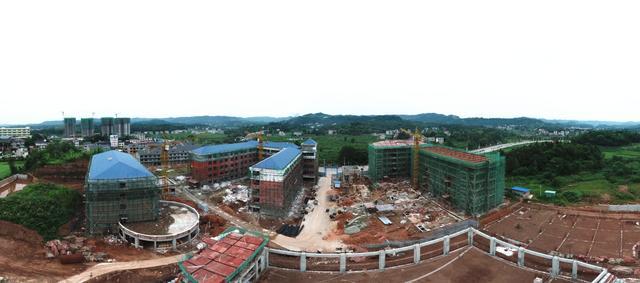 安岳:抓实民生项目助力经济社会发展