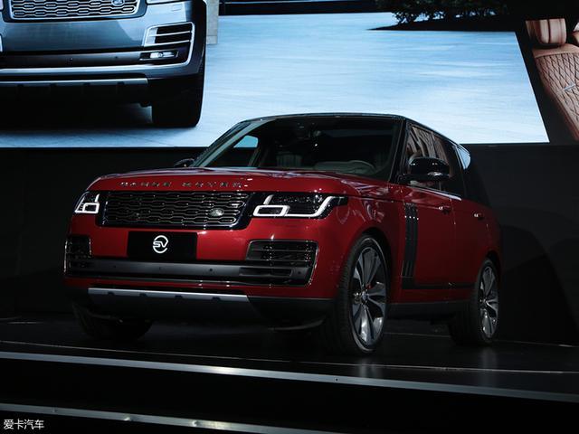 捷豹路虎三款新车型上市 售47.58万元起