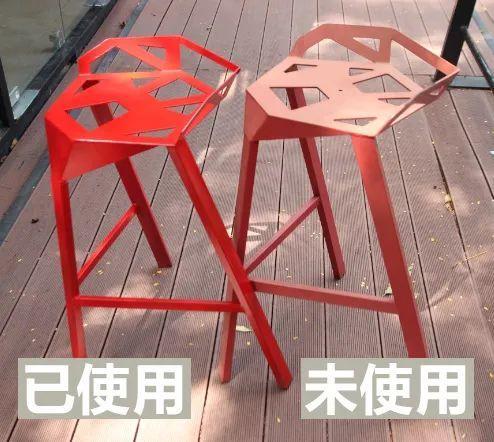 干货   生锈金属桌椅不要丢,附上翻新改色指南一份