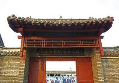 淮海战役纪念馆外观