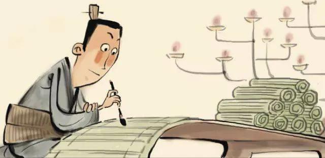 努力学习的诗句_励志一生