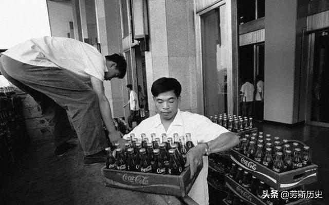 可口可乐中国发展史,第一年只卖了25瓶,你知道吗?