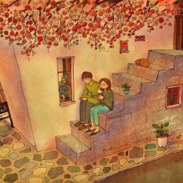 写给男朋友的可爱情话,很甜很撩,听一句就沦陷