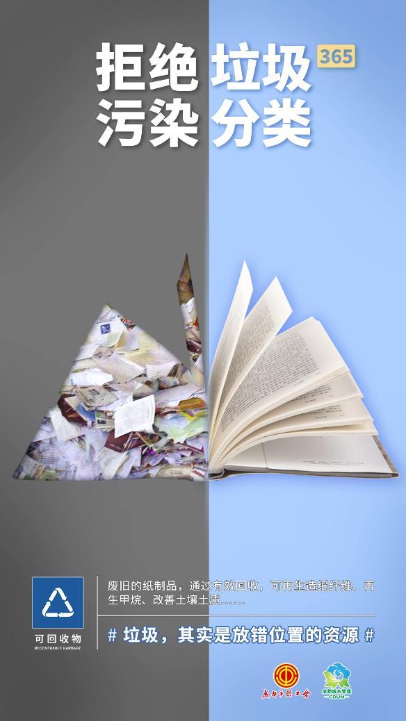 垃圾回收卡通圖片大全
